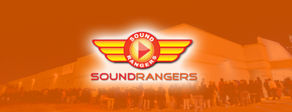 Soundrangers Sound Effects and Production Music