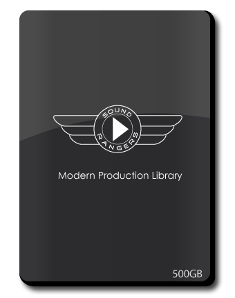 Hard Drive - Complete Modern Production Library