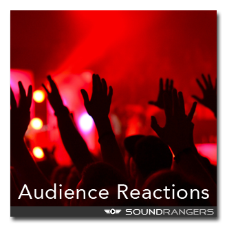 Audience Reactions Sound Effects Library