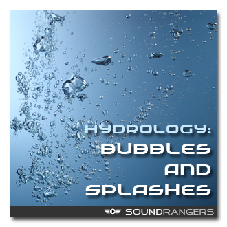 Hydrology: Bubbles and Splashes Sound Effects Library