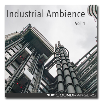 Industrial Ambience Sound Effects Library