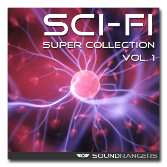 Sci-Fi Super Collection Sound Effects Library