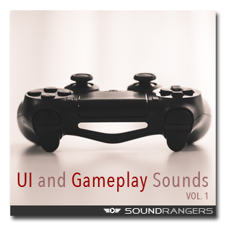 UI and Gameplay Sound Effects Library