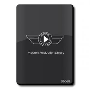 Complete Modern Production Sound Library, Hard Drive