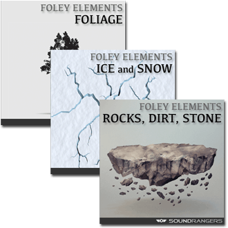 Foley Elements Sound Library: Complete Set