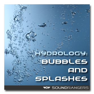 Water Bubbles and Splashes Sound Library