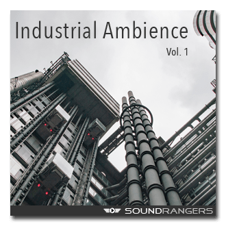 Industrial Ambiences Sound Library