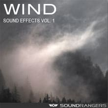 Wind Sound Effects Library - Soundrangers Stock Sound Downloads